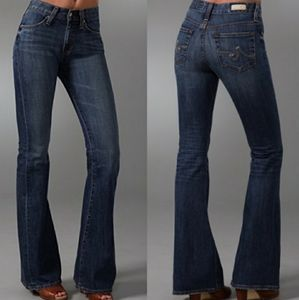Farrah 70s Bell Bottoms Adriano Goldschmied Jeans